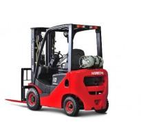 Diesel/LPG counterbalance trucks