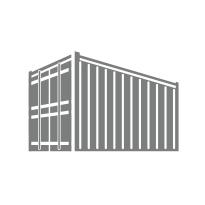 Sandėliavimo, jūriniai konteineriai