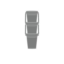 Statybinio laužo latakai