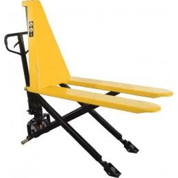 Žirklinis palečių vežimėlis