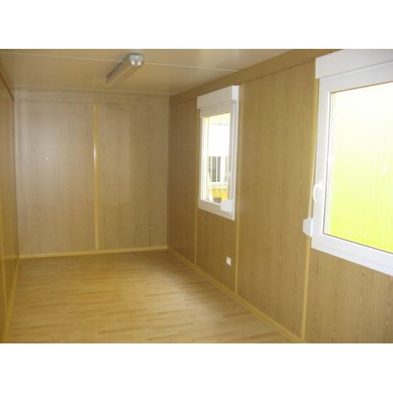 Container cabin 20' with WC