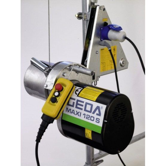Electrical winch GEDA120S
