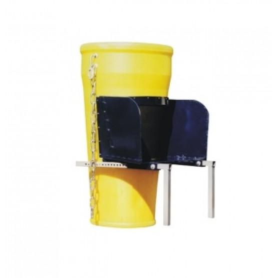 Intermediate funnel