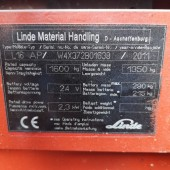 Linde L16APi $$W4X372B01639