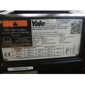 Elektrinis krautuvas YALE ERP35VL A976B08468T
