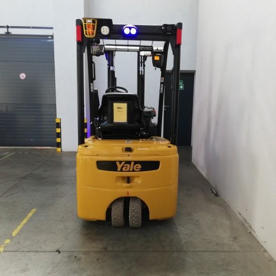Elektrinis krautuvas YALE ERP15VT G807B13048T