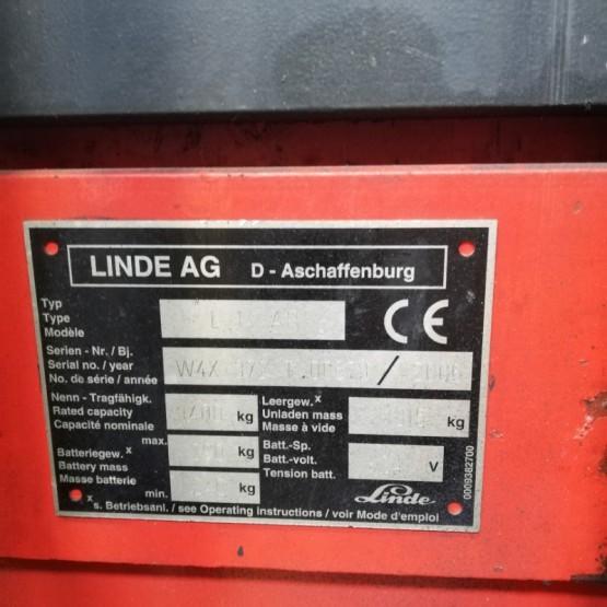 Linde L14AP $$W4X372T00679