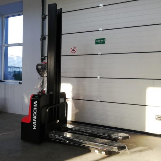 Elektrinis aukštai keliantis palečių vežimėlis Hangcha CDD10 I7BJ06690