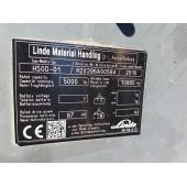 Linde H50D $$H2X396A00584
