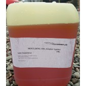 Formwork surface oil