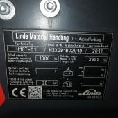 Linde H16T $$H2X391B02019