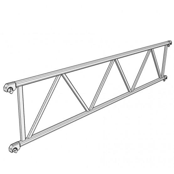 Railing girder 2,85 m