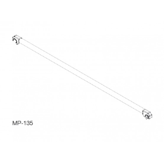 Связь горизонтальная (поручень)  1,80 м