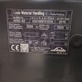 Dyzelinis krautuvas Linde H25D-02 H2X392F01374