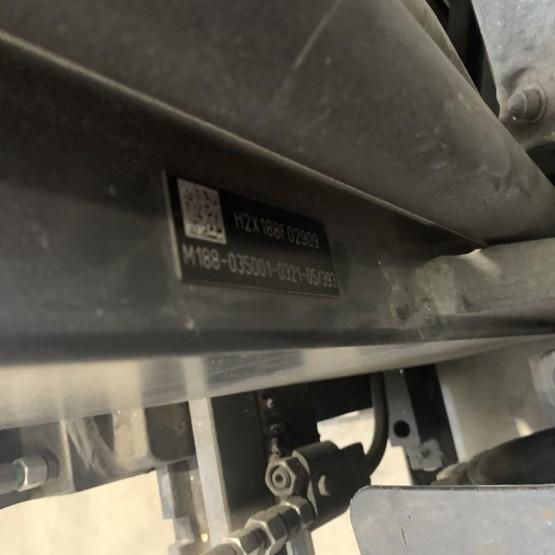 Dyzelinis krautuvas Linde H35D H2X393F02884