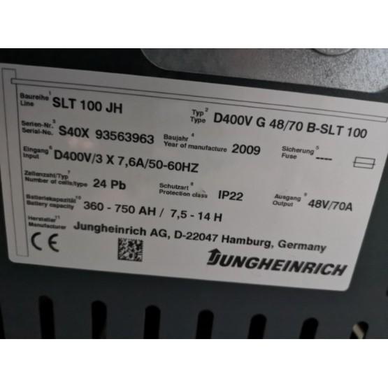 Elektrinis rietuvas Jungheinrich ETVQ20 91001033