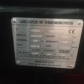 Dyzelinis šakinis krautuvas CPCD35-XW55F A5BJ22180