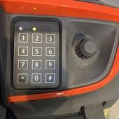Elektrinis palečių vežimėlis Linde L14APi W41173F02429