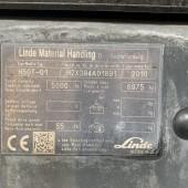 Linde H50T $$H2X394A01891, DPL 2919/4100