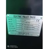 Elektrinis palečių vežimėlis HC CBD20-AC1S-ISU I9BA05489