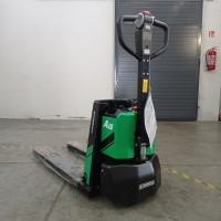 Elektrinis palečių vežimėlis HC CBD15-AMA-SI I4BAA1317