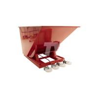 Išverčiamas konteineris CAM 164TA6408