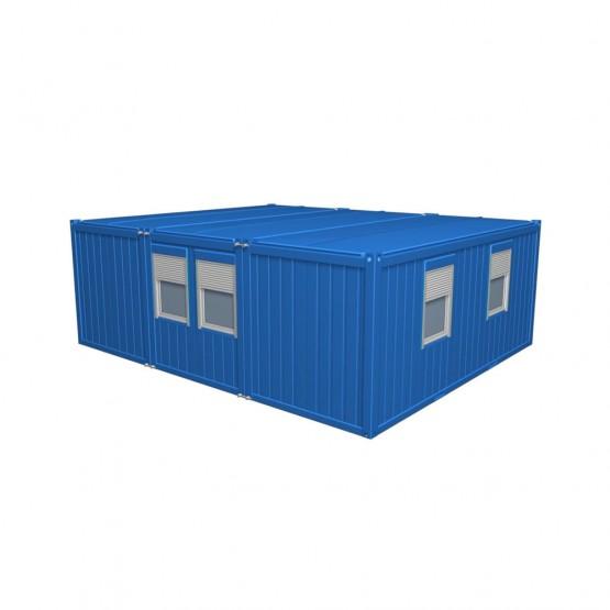 Konteinerinė patalpa 20p (6m) Containex