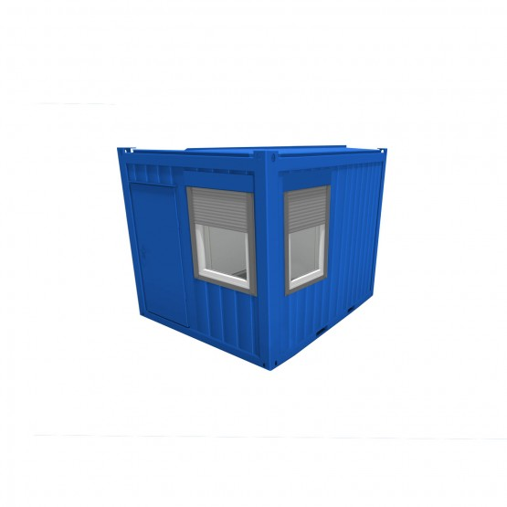Container cabin 10'