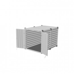 Storage container (disassemblable) 5m