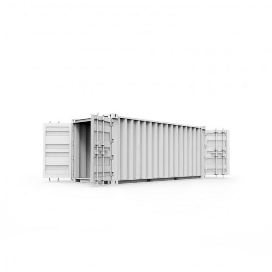 Specialios paskirties sandėliavimo konteineriai