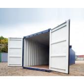 Sandėliavimo/jūrinis konteineris 40p