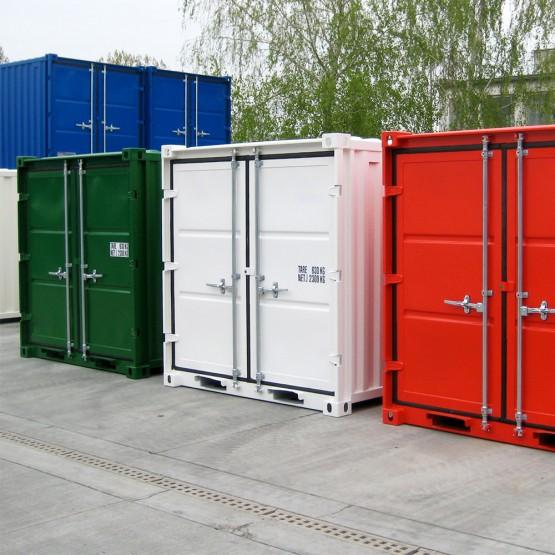 Sandėliavimo konteineris 8p