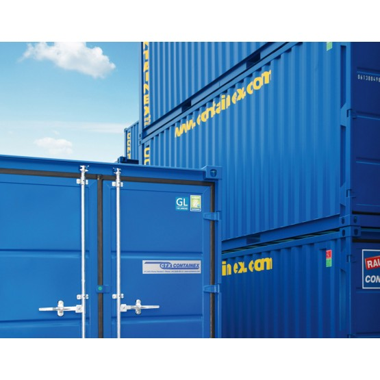 Sandėliavimo konteineris 9p