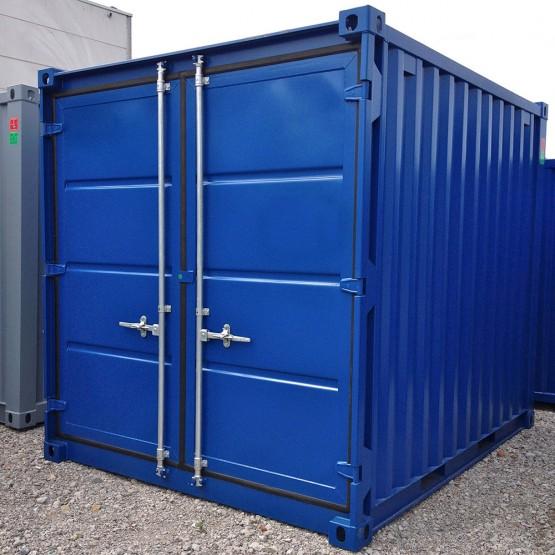Mažas sandėliavimo (jūrinis) konteineris 9p