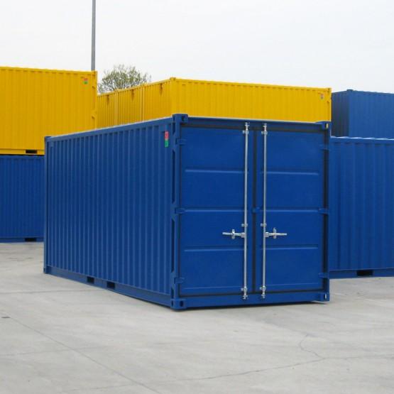 Sandėliavimo (jūrinis) konteineris 15p