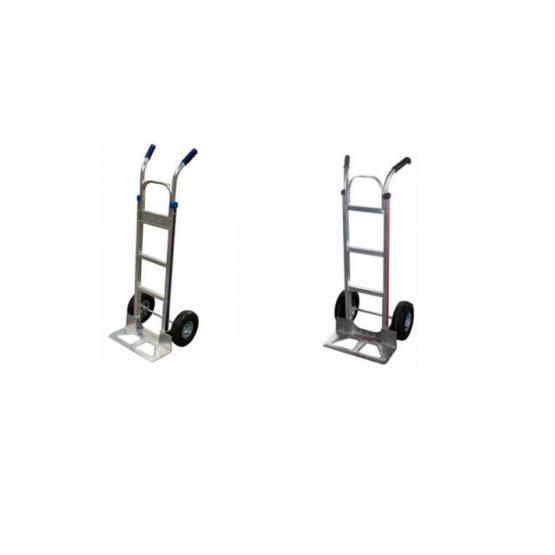 Rankinis aliuminis transportavimo vežimėlis