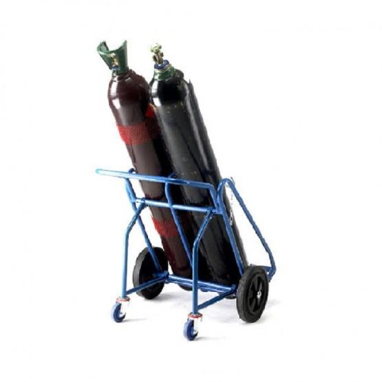 Vežimėlis dujų balionams