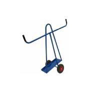 Nestandartinių krovinių transportavimo vežimėlis