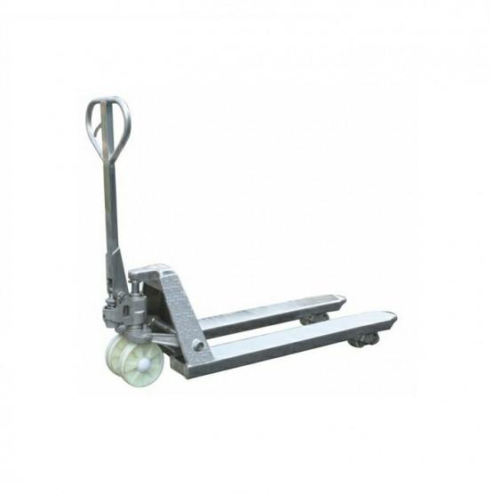 Nerūdijančio plieno vežimėlis