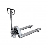 Stainless manual pallet truck