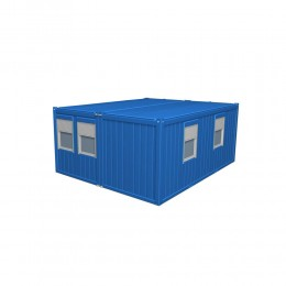 Double container cabin 20'