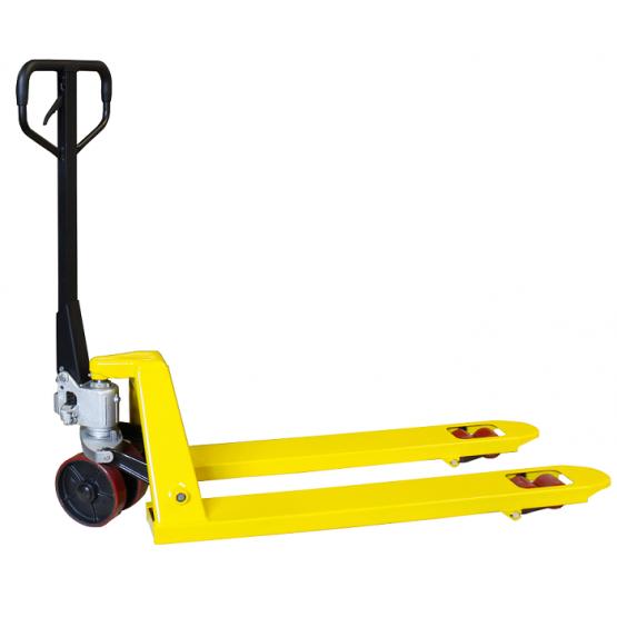 Rankinis hidraulinis palečių vežimėlis