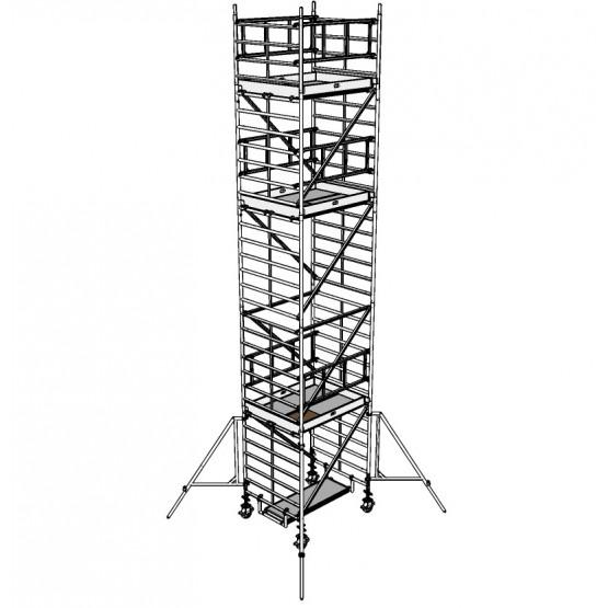 Mobilūs bokšteliai MP 800