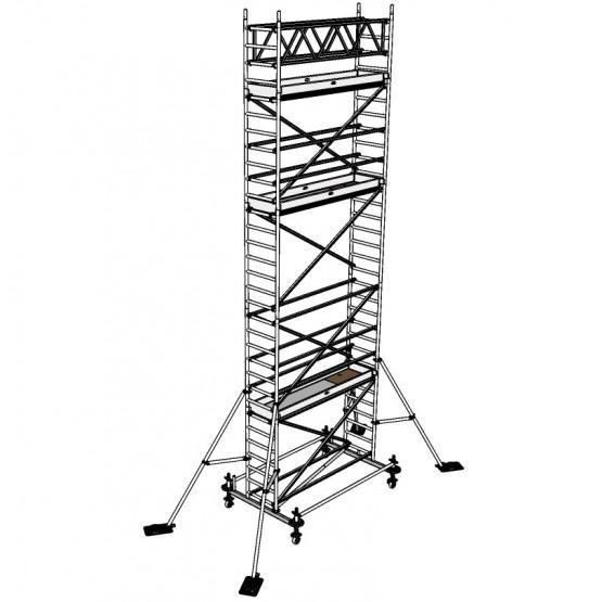 Mobilūs bokšteliai MP 1000P