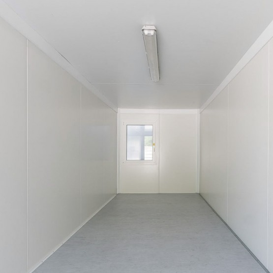 Konteinerinė patalpa 20p (6m) Containex BASIC