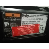 Elektrinis krautuvas YALE ERP16VT G807B12078S