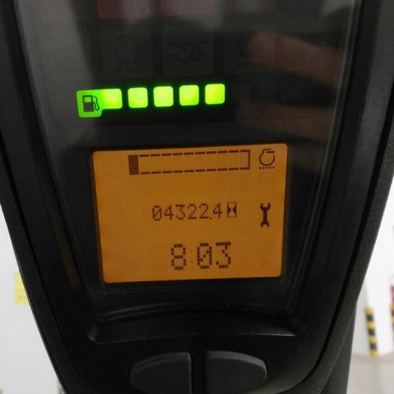 Dyzelinis krautuvas Linde H25D H2X392E00523
