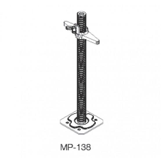 Reguliuojama koja 0.80 m su fiksatoriumi