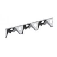 Plastic rebar spacer for slab 2m 25mm