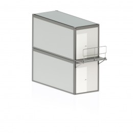 Aikštelė konteinerinėms patalpoms var. 5